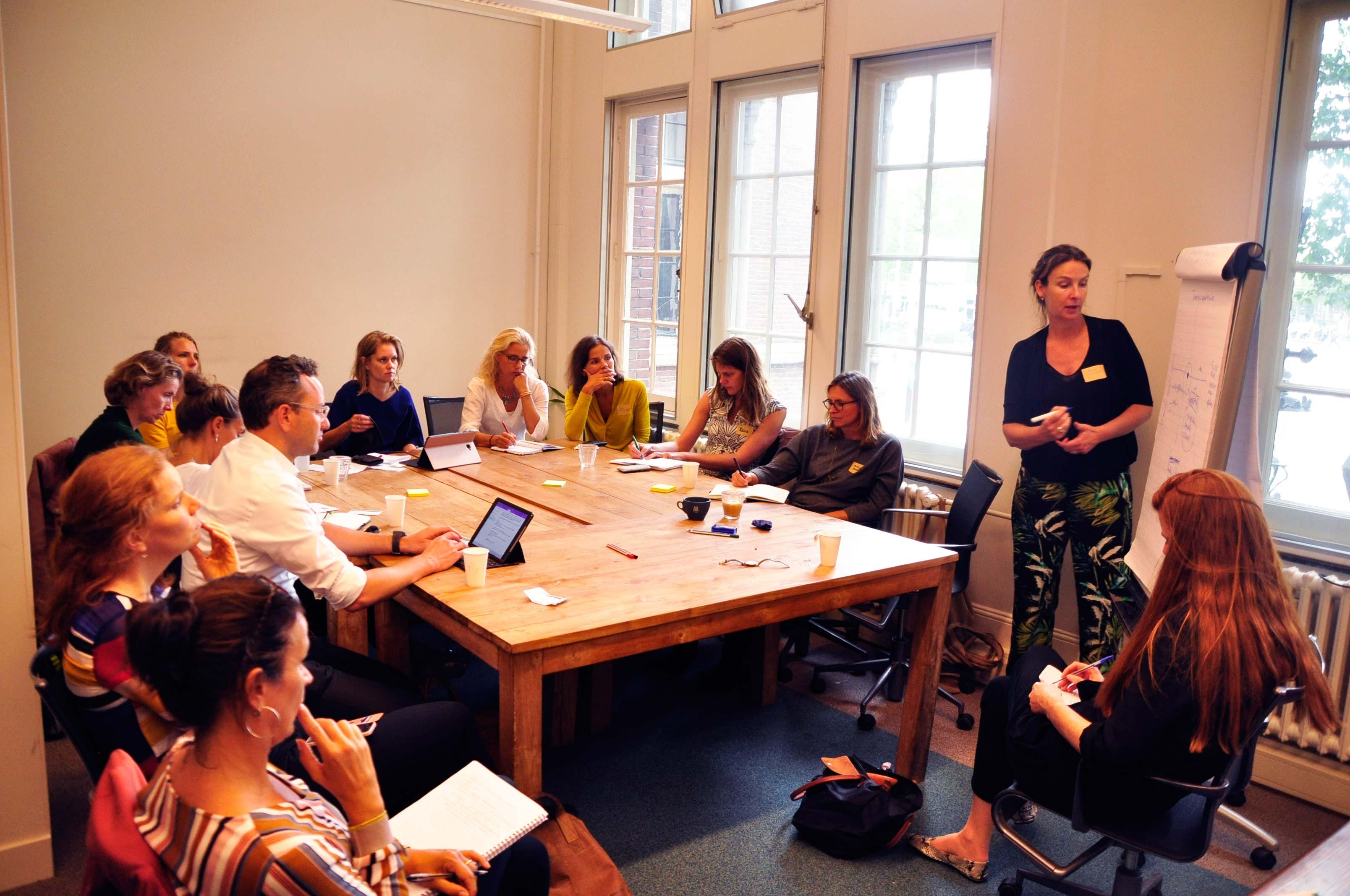 consultancy duurzaamheid strategie implementatie therockgroup